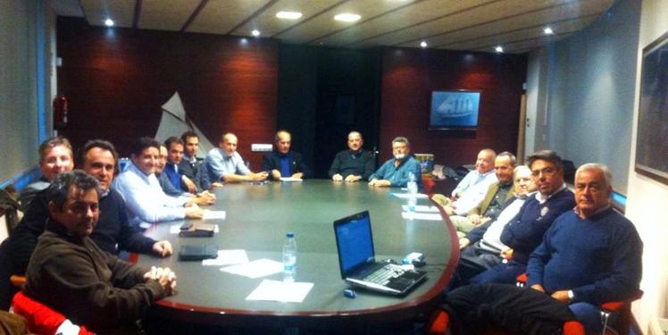 Mesa de Trabajo por la Pesca Deportiva y Recreativa de Altura.